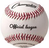 Champion Sports Leather Raised Seam Baseballs (dz)