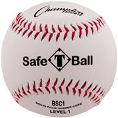 Champion Sports Lvl1 Soft Compression Baseballs-dz