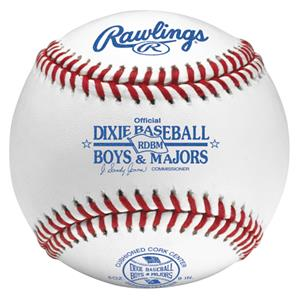Rawlings RDBM Dixie League Boys & Majors Baseballs