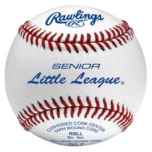 Rawlings RSLL Senior Little League Baseballs