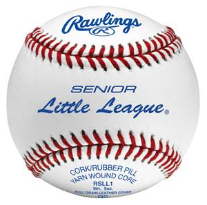 Rawlings RSLL1 Senior Little League Baseballs