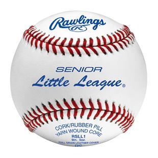 Rawlings RSLL1 Senior Little League Baseballs