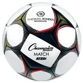 Champion Sports Thermal Bond Soccer Balls