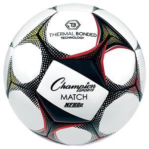 Champion Sports Thermal Bond Soccer Balls