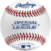 Rawlings ROLB2 Official League Practice Baseballs