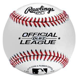 Rawlings OLB3 Official League Baseballs