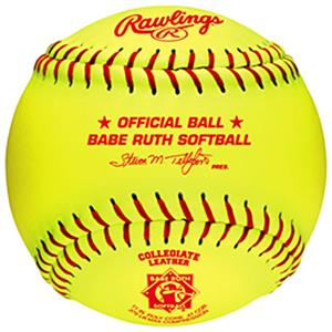"Rawlings 11"" Babe Ruth League Fast Pitch Softballs"