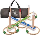 Champion Sports Deluxe Ring Toss Set