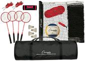 Champion Sports  Deluxe Volleyball/Badminton Set