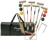 Champion Sports Deluxe Croquet Tournament Set