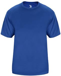 Badger Sport Adult/Youth Vent Back Tee