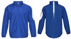 Badger Adult Sideline Long Sleeve Pullover