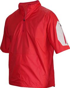 Badger Adult Sideline Short Sleeve Pullover
