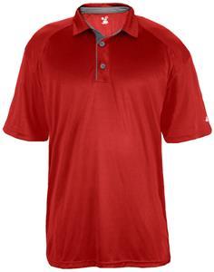 Badger Mens Ultimate Polo Shirt