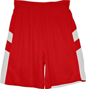 Badger B-Pivot Reversible Basketball Shorts
