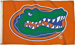 BSI College Florida Orange 3' x 5' Flag w/Grommets