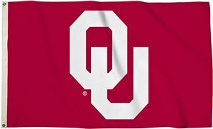 BSI College OU 3' x 5' Flag w/Grommets