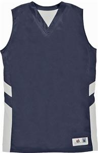 B-Pivot Reversible Ladies Basketball Tank