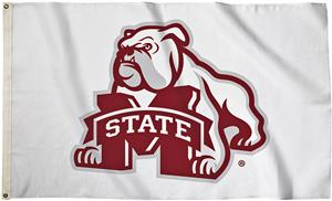 BSI College Mississippi St. 3'x5' Flag w/Grommets
