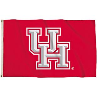BSI College Houston Cougars 3'x5' Flag w/Grommets