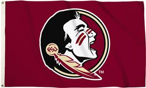BSI College Florida State 3' x 5' Flag w/Grommets