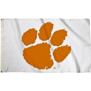 BSI College Clemson Tigers 3' x 5' Flag w/Grommets