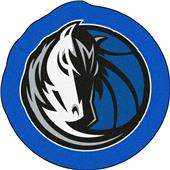 Fan Mats NBA Dallas Mavericks Mascot Mat