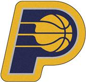 Fan Mats NBA Indiana Pacers Mascot Mat