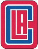 Fan Mats NBA Los Angeles Clippers Mascot Mat