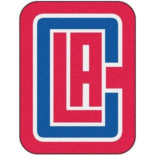 Fan Mats NBA Los Angeles Clippers Mascot Mat