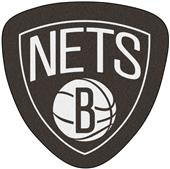 Fan Mats NBA Brooklyn Nets Mascot Mat