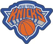 Fan Mats NBA New York Knicks Mascot Mat