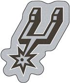 Fan Mats NBA San Antonio Spurs Mascot Mat