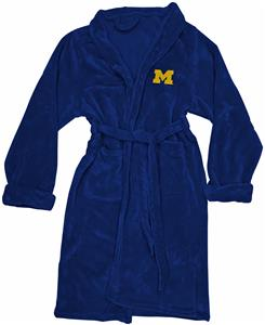 Northwest NCAA Michigan L/XL College Bathrobe