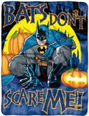 Northwest Batman - Not Scary Micro Raschel Throw