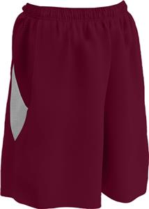 Champro Women Post-Up Reversible Basketball Shorts