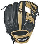 """Wilson A2K 1787 Infield 11.75"""" Baseball Glove"""