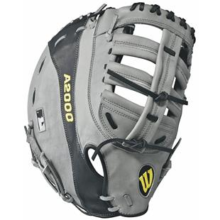 "Wilson A2000 2800 First Base 12"" Baseball Glove"
