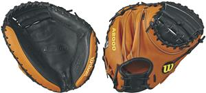 "Wilson A2000 Pudge Catcher 32.5"" Baseball Mitt"