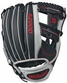 """Wilson A2000 1787 SS Infield 11.75"""" Baseball Glove"""