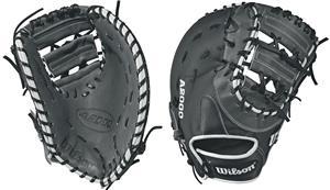 """Wilson A2000 1617 SS 1st Base 12.5"""" Baseball Mitt"""