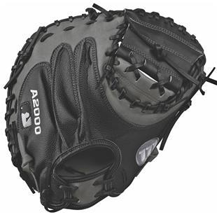 """Wilson A2000 1790 SS Catcher 34"""" Baseball Mitt"""