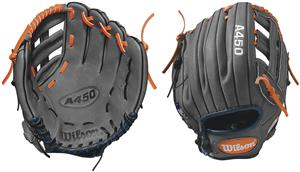 "Wilson David Wright Utility 11"" Baseball Glove"