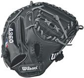 "Wilson A360 Youth Catcher 32.5"" Teeball Glove"