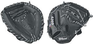 "Wilson A360 Youth Catcher 32.5"" Teeball Glove"