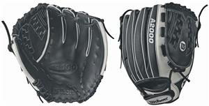 "Wilson A2000 V125 Outfield 12.5"" Fastpitch Glove"
