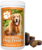 Gamewear NCAA Clemson Tigers Soft Chewy Dog Treats