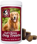 Gamewear NCAA Florida State Soft Chewy Dog Treats
