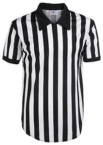 Teamwork Football Officials Poly/Cotton Jersey