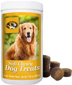Gamewear NCAA Missouri Tiger Soft Chewy Dog Treats